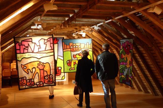Musee & Jardins Cecile Sabourdy