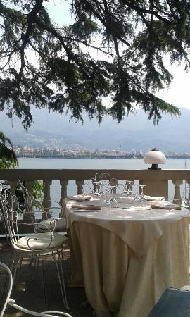 La terrazza - Picture of Hotel Villa Giulia Ristorante Al Terrazzo ...