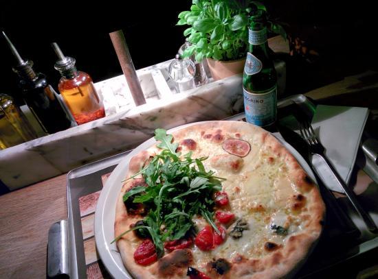 Vapiano: La pizza