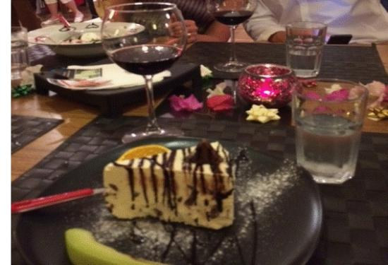 A Different Taste: Tobleroneglass