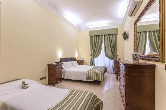 Hotel regina giovanna roma italia prezzi 2018 e recensioni for Hotel economici roma centro