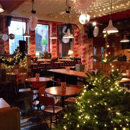 Photo of Bar The Deaf Institute at 135 Grosvenor Street, Manchester M1 7HE, United Kingdom