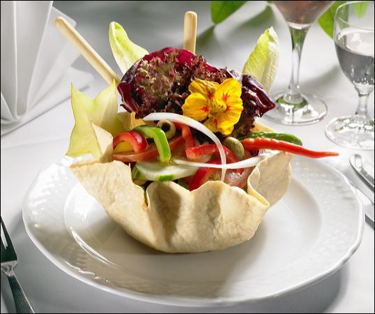 Hotel Paulushof: Salat