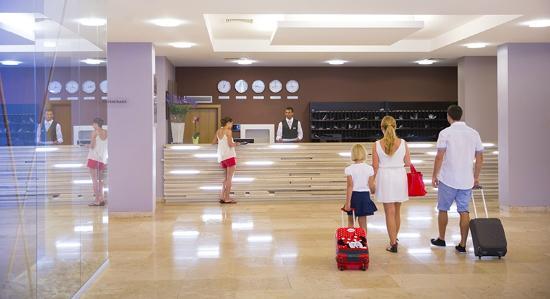 Hotel Beli Kamik: Reception