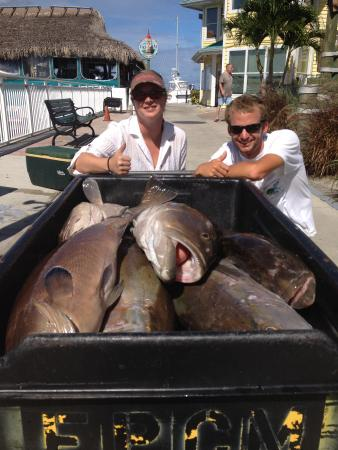 Fins sport fishing fort pierce 2018 all you need to for Deep sea fishing fort pierce