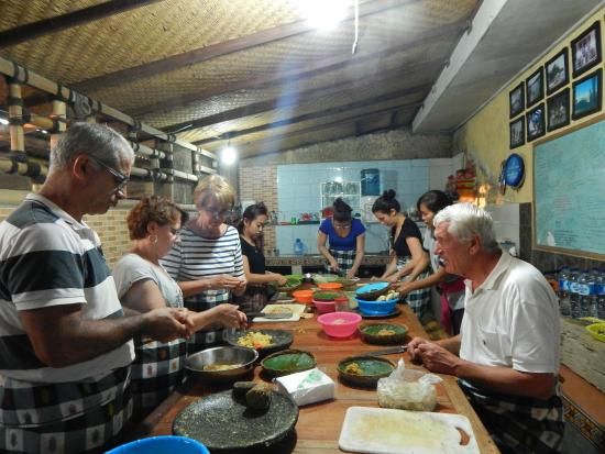 Munduk, Indonesia: Cooking Lesson Chez Rico