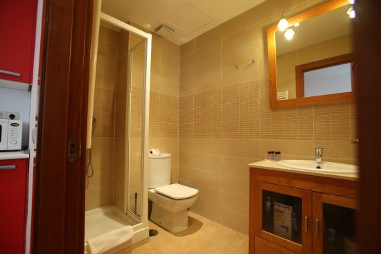 Madrid SmartRentals Atocha: Bathroom
