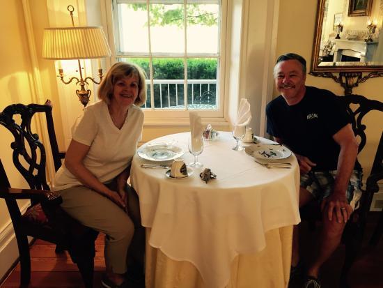 Middleton Inn: Great breakfast at the Inn