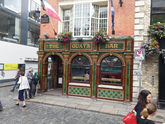 ‪The Quays Temple Bar‬