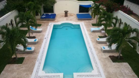 Al Hamra: The fantastic pool