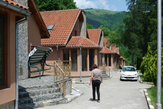 Green Village Hotel: Choose an apart in the villas