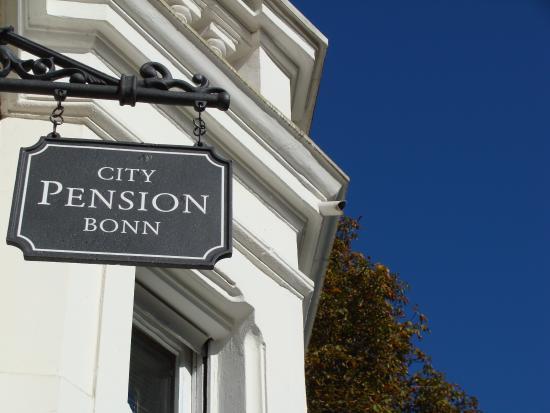 Citypension Bonn