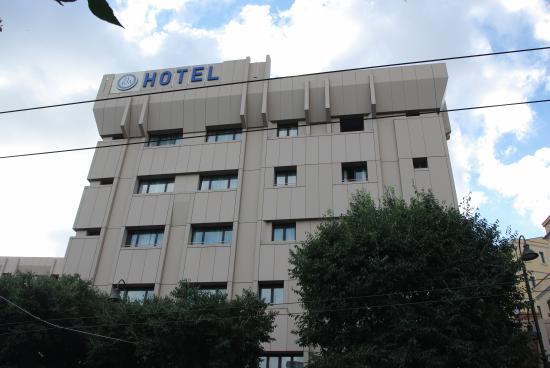 Hotel Regina Margherita - Cagliari : фасад