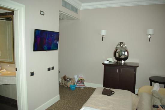 Hotel Regina Margherita - Cagliari : номер