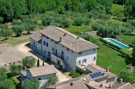 Agriturismo Borgo Personatina : Villa