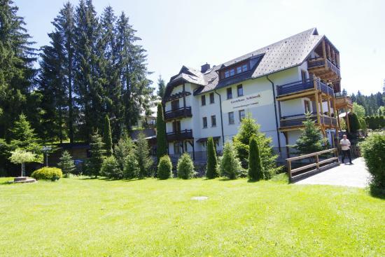 Gaestehaus Schoeneck Garni : Aussenansicht