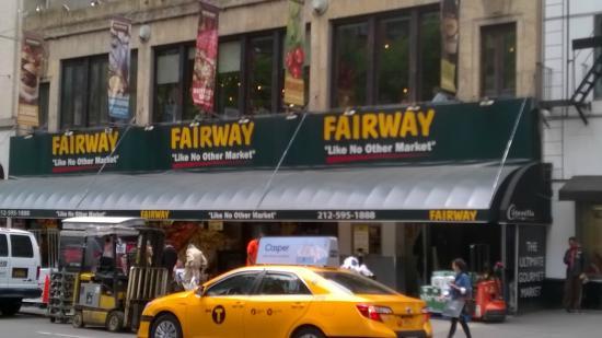 SuperMarket Fairway