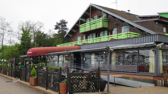 Hotel Le Chalet du Mont Roland: le chalet