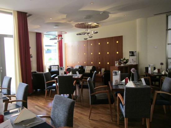 Mercure Hotel Mannheim am Rathaus: Lounge
