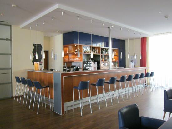 Mercure Hotel Mannheim am Rathaus: Bar