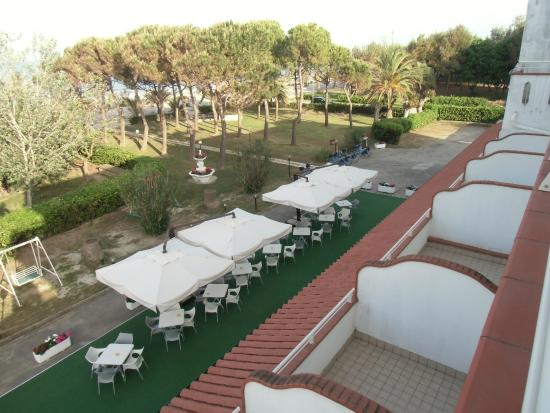 terrazze delle camere - Picture of Hotel San Remo, Villa Rosa di ...