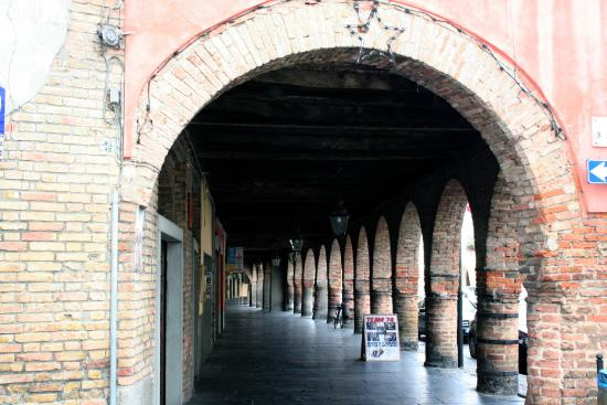 Portici Medievali