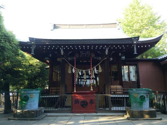 Omurai Katori Shrine