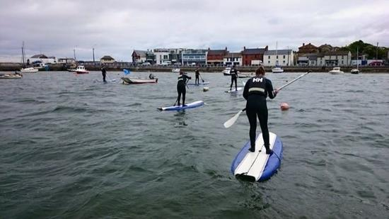 Outdoor Dublin: Great day out on the water!