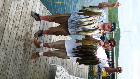 Lighthouse Lodge : 2015 Fishing Trip