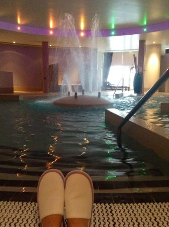 Rockliffe Hall: Chilling