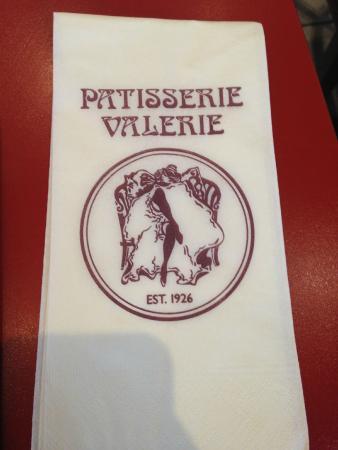 Patisserie Valerie - Piccadilly: Logo
