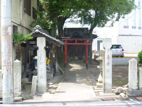 Takada Inari Shrine