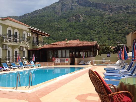 Taner Hotel : pool