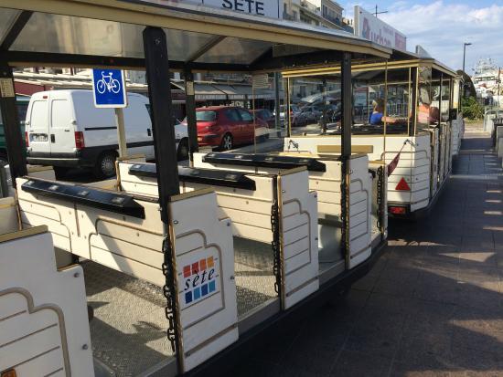 Le Petit Train de Sète