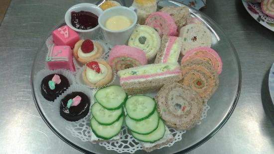 Affairs Bakery and Cafe: High Tea May 21 2015