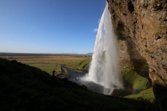 Time Tours : Stunning Waterfall