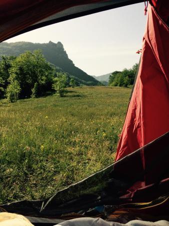 Camp Grab Photo