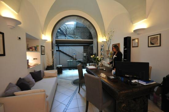 Hotel Rivoli Sorrento: hall