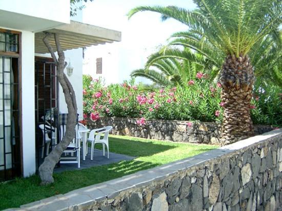 Bungamerica : Gartensitzplatz