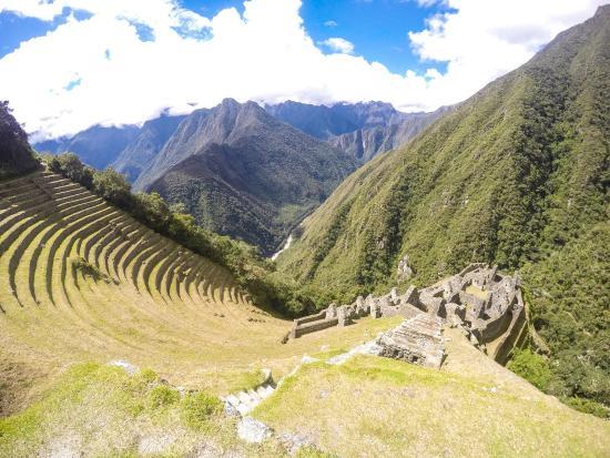 Camino Inca: Winay Wayna