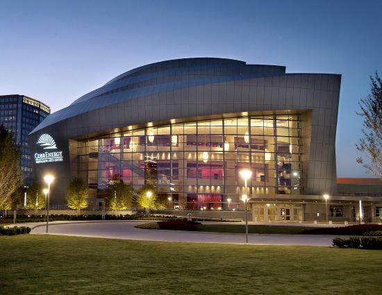 ‪Cobb Energy Performing Arts Centre‬