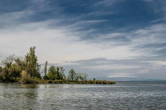 Поти, Грузия: Озеро Палиастоми