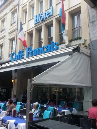 Hotel Francais: hotel francias
