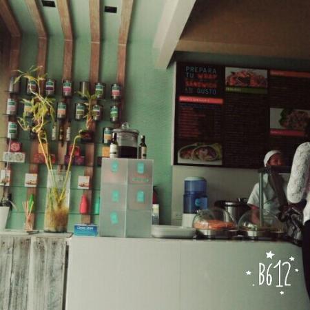 Gokela: Hermoso sitio!!! Delicioso todo muy saludable