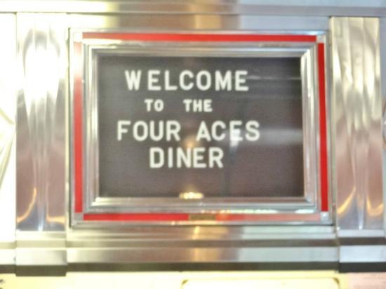 4 Aces Diner : Four Aces