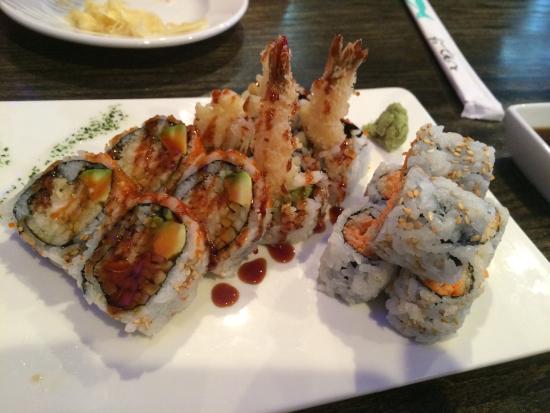 Fuda: Amazing sushi !! So yummy!!