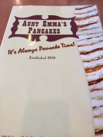 Aunt Emma's Pancakes Photo