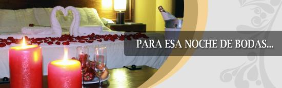 Hotel Victoria: HABITACION LUNAMIELERA