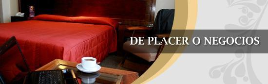 Hotel Victoria: DE NEGOCIOS