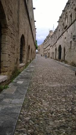 Rhodes Wonder - Private Taxi Tours: Rhodes Old Town